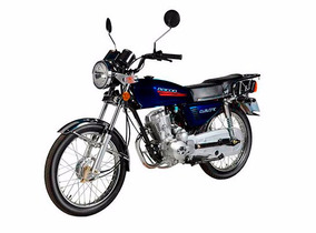 Moto Baccio Classic 125 Nueva | Brasil Shop