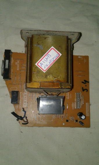 Transformador Com A Placa Do Som Aiwa Cx. Ndz51lh