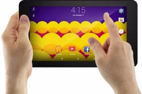 Tablet How Max Quad Core Ht-704 8gb Com Defeito Preto