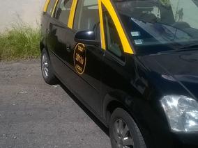 Licencia Taxi Y Meriva 2009 Diesel 1.7td Gls;titular