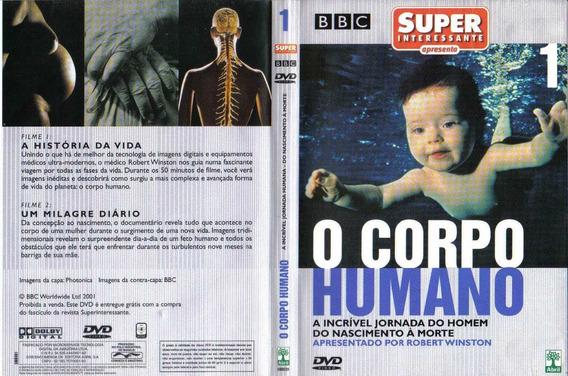 O Corpo Humano (em Dvd)