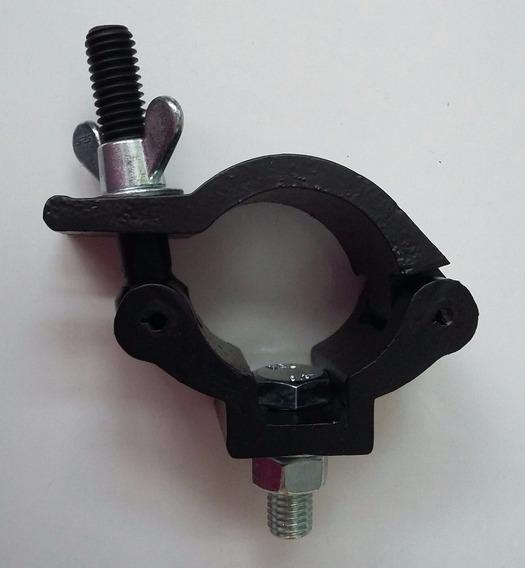 Garra Algema Abraçadeira Q30 De Alumínio Kit Com 8 Peças