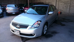 Altima Sl High Mod.2009 Impecables Condiciones!!