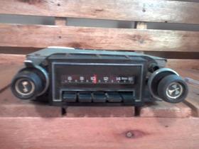 Antigo Rádio Automotivo Rd - 13  J