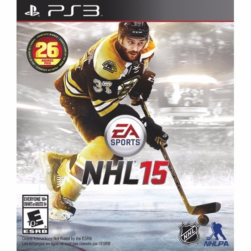 Nhl 15 Ps3 Semi-novo