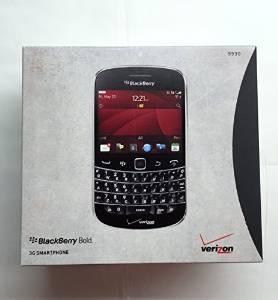 Verizon Wireless Blackberry Bold Touch 9930 Smartphone No Re