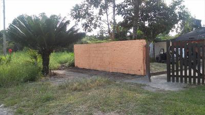 Ref.: 392 - Casa Em Itanhaém, No Bairro Santa Tereza - 2 Dormitórios
