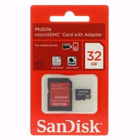 Promoção Cartão Micro Sd Sdhc 32gb Original