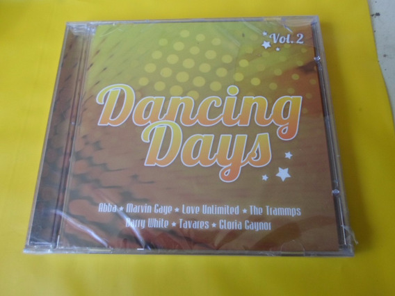 Cd Dancing Days Vol. 2 / Abba - Marvin Gaye - Barry White