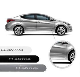 Friso Hyundai Elantra Todos Modelos Lateral Todas Cores !