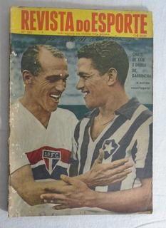 Revista Do Esporte N° 205 Fevereiro 1963