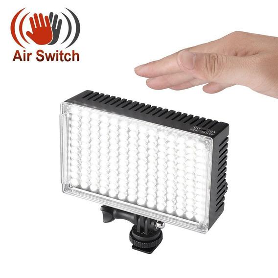 Lampara Video Pergear A168 Air Switch Sensor Led Bateria Y C