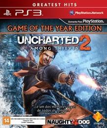 Jogo Uncharted 2 - Among Thieves Jogo Lacrado