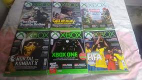Lote Revista Oficial X-box