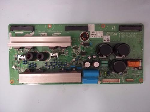Placa X-main Z-sus Tv Samsung Pl-42s5s Lj41-03423a