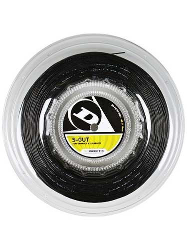 Cuerda De Tenis : Synthetic Gut Dunlop