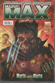 Marvel Max 63 - Panini - Bonellihq Cx17 C19