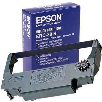 Cinta Original Epson Erc 38b Negra Impresoras Tmu. Lps