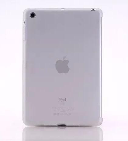 Capa Traseira Para iPad 2 Acrilico Crystal Transparente