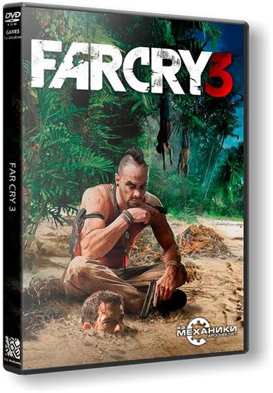 Far Cry 3 Deluxe Edition - Pc Dvd Mídia Física Frete 8 Reais