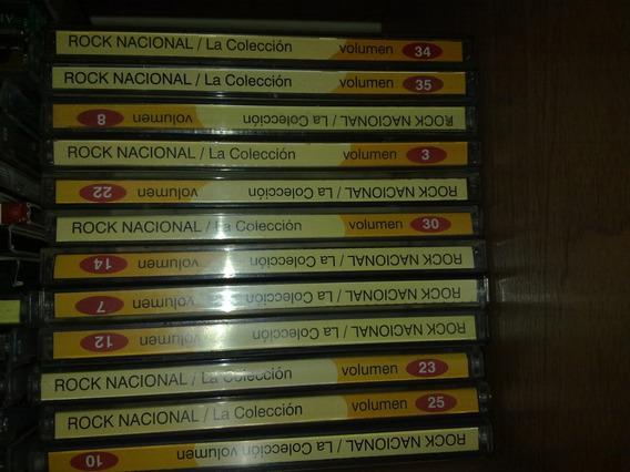 Cd Originales Revista Noticias Coleccion Rock Nacional