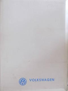 El Arcon Manual De Instrucciones Gol - Volkswagen