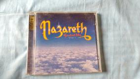 Cd Raríssimo Nazareth Greatest Hits Volume 2 (remasterizado)