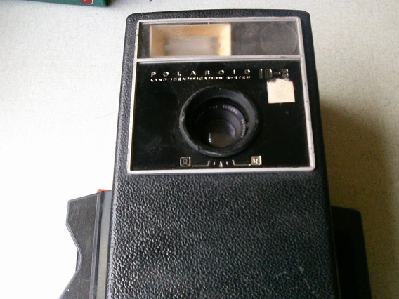 Câmera Polaroid Id-3 Land Identification System