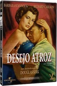 Dvd Desejo Atroz - All I Desire R Carlson Comprou Ganha 1dvd