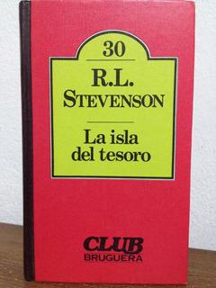R.l. Stevenson La Isla Del Tesoro, Libro Bruguera