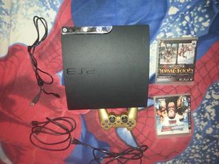 Playstation 3 Slim 160 Gb Con 7 Juegos
