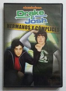 Dvd Drake Y Josh Hermanos Y Complices - Nickelodeon