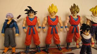 Dragon Ball Serie B.s./s.ta / Bandai Goku Normal Y Ss