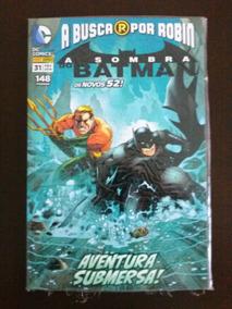 A Sombra Do Batman 31 Novos 52 (nova Lacrada)