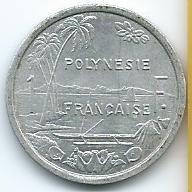 Polinesia Francesa 1 Franco 1979 Para Llevarla Ya