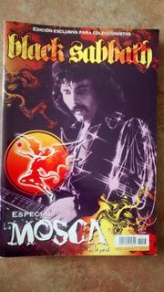 Revista La Mosca No.17 Edición Especial Black Sabbath