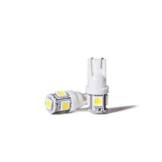 Led Smd - 12961 T10 - 12v 1,5w Blanco - 5 Led