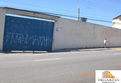 Terreno No Tatuapé Com 1459 M² Ref.122