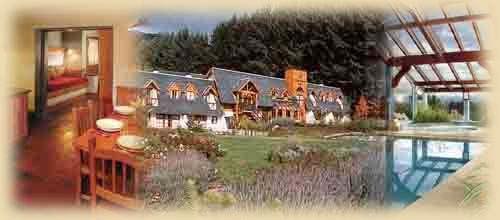 Cabaña Bariloche R Pehuen Verano 2021