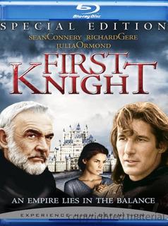 Blu-ray First Knight / Lancelot El Primer Caballero