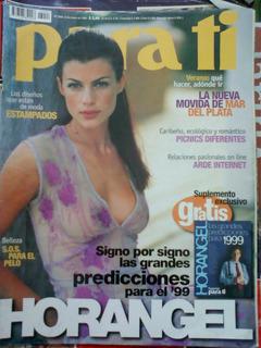 Revista Para Ti, Enero De 1999-signo Por Signo Horangel-#26
