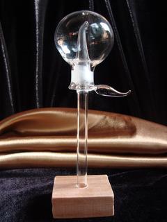 Vaporizador Vidrio Dmt - Hierba - Resina - Wax - Oil - 20 Cm