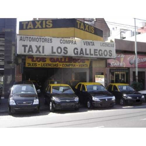 Licencias Y Taxis-los Gallegos-anticipo Y Cuotas Ó 50% Fin.
