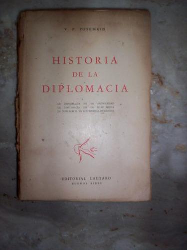 Historia De La Diplomacia Por V P Potemkin Volumen 1