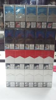 Cigarrillos Marlboro Colombiano, Jet Y Lucky