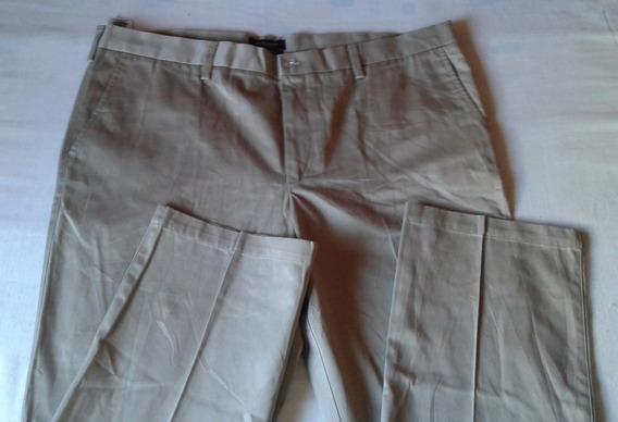 Pantalon Dockers 42x32 Xl Largo 107 Cm Ancho 55 Cad,60 Marro