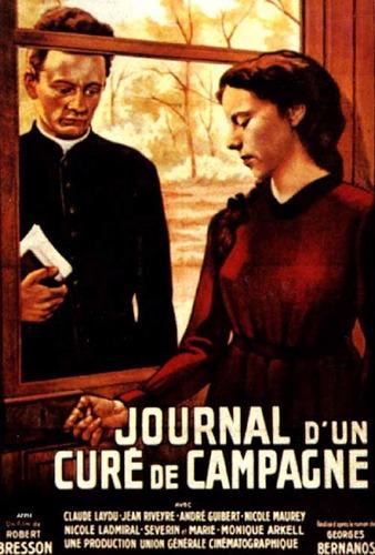 Diario De Un Cura Rural ( Robert Bresson) Francia Dvd
