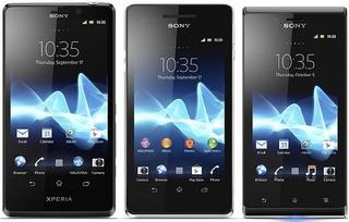 Pedido: Sony Xperia T Lt30-16gb Ram 1gb 1.5 Ghz Qualcomm