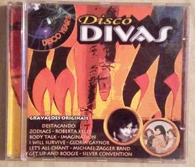 Cd Disco Divas Frete Gratis