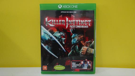 Killer Instinct - Xbox One - Completo!